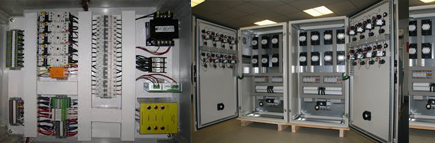 Designing & Commissioning of panels